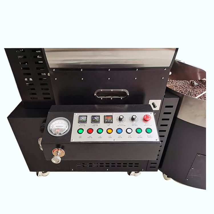 15kg cafe machine commercial big capacity cocoa bean roasting machine 12