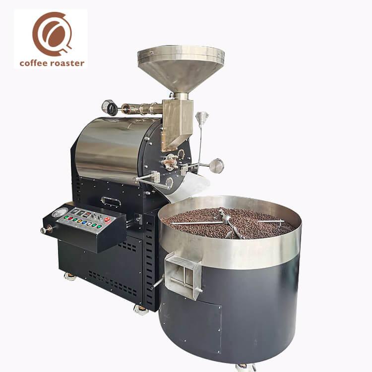 15Kgカフェマシン商用大容量カカオ豆焙煎機