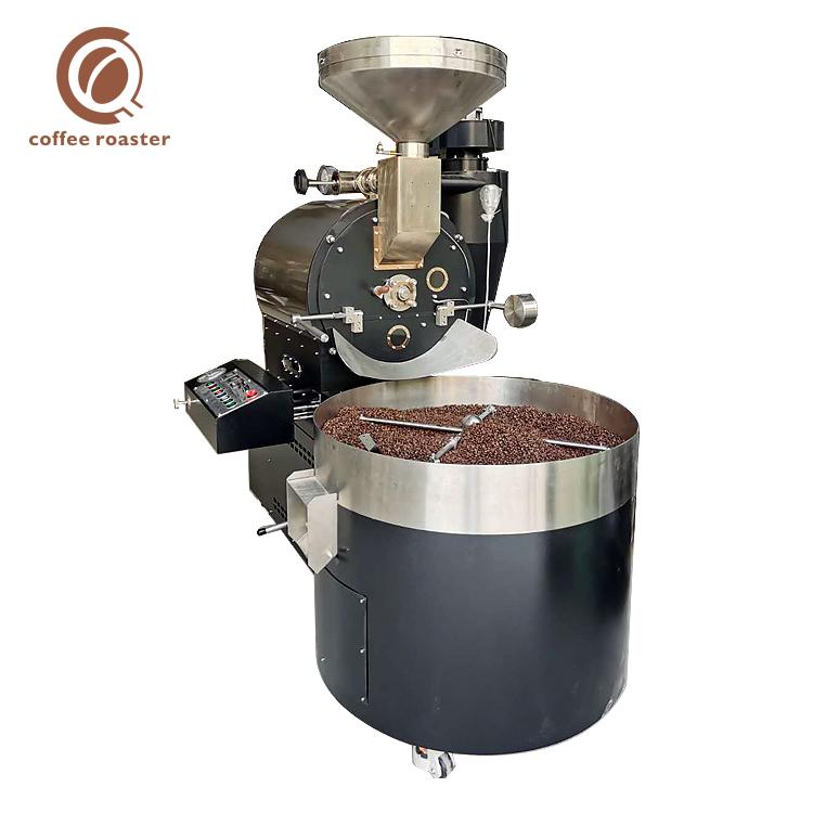 15Kgガスコーヒー焙煎業者コーヒー焙煎業者コマーシャル
