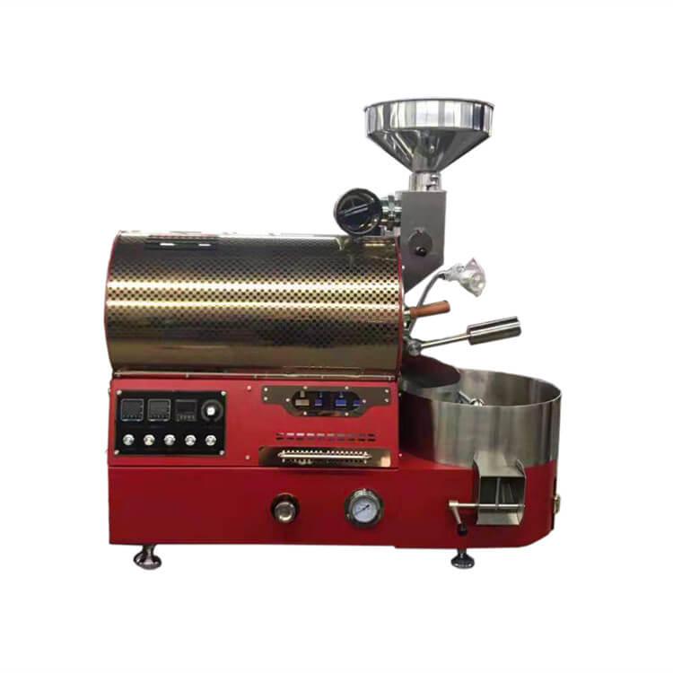 コーヒーショップ用1Kgコーヒー焙煎機コーヒー豆焙煎機