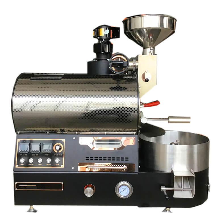 2Kgコーヒー焙煎業者価格Chuangqinコーヒー豆焙煎業者