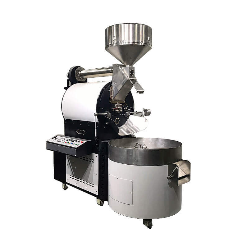30Kgコーヒー焙煎業者中国ガスコーヒー焙煎業者商用コーヒー焙煎業者販売中
