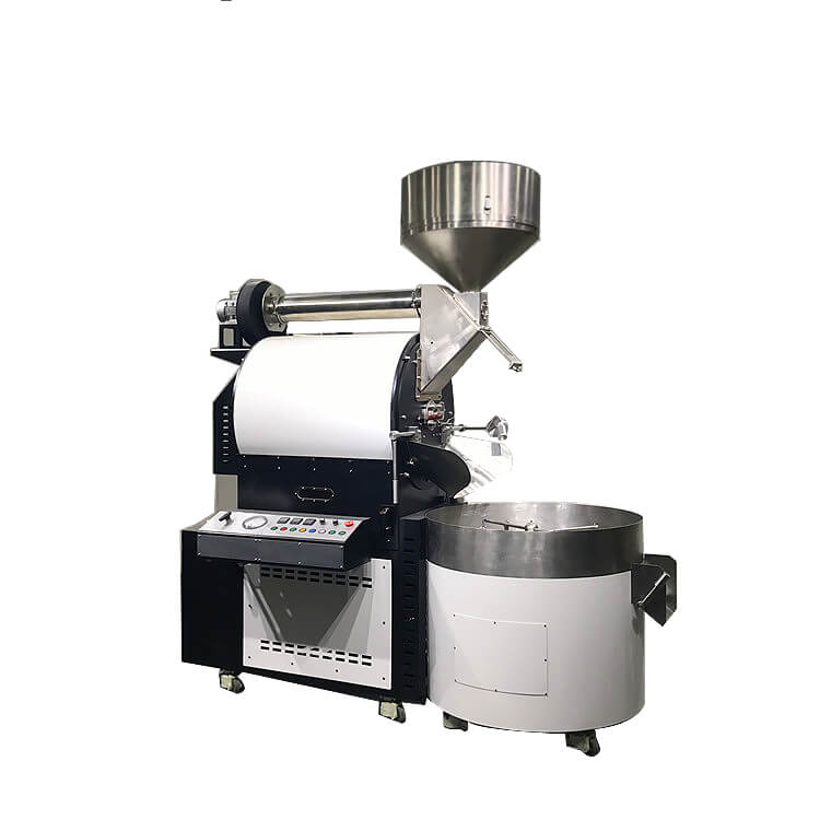 30kg coffee roaster China gas coffee roaster commercial coffee roaster for sale 4