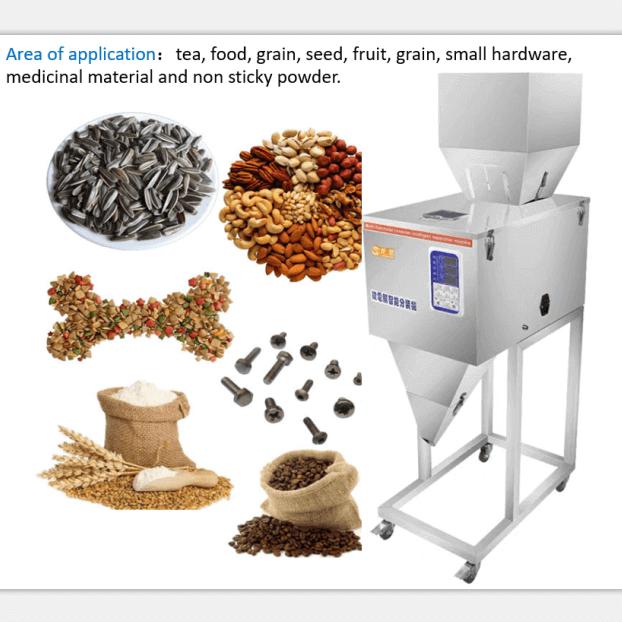 5kg filling machine instant coffee filling machine powder 3