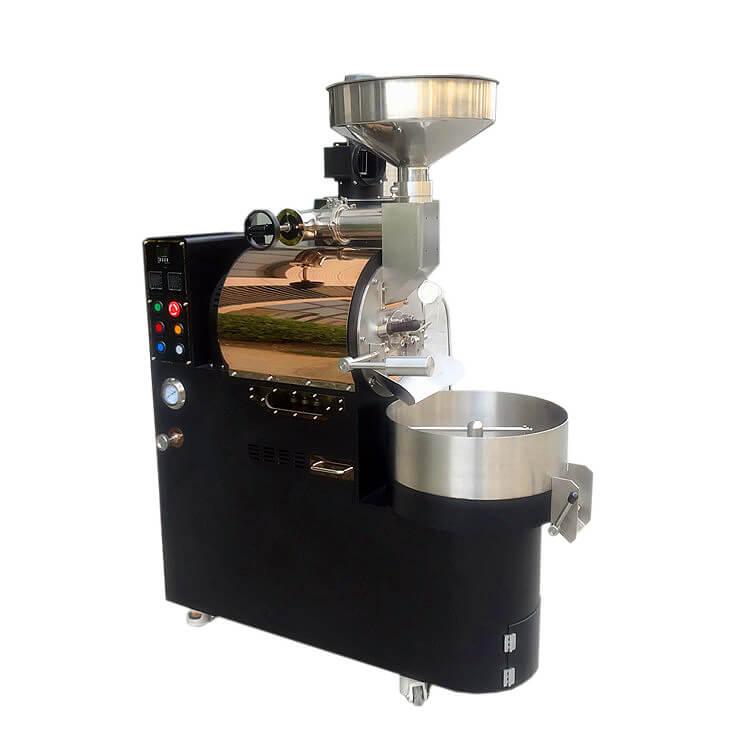 小型産業用コーヒー焙煎機3Kg容量のコーヒー焙煎機