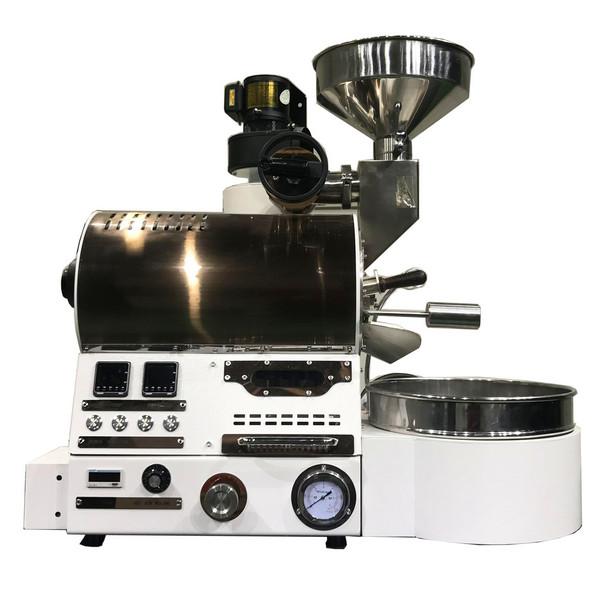hot air coffee roaster gas coffee roasting machine 7